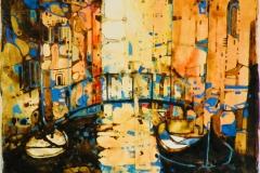 Ralf Ortner-Venedig-Acryl/Lw-40x30cm