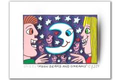 MOON BEAMS AND DREAMS / 3D / 293/350