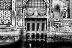 Venezia 060 / Rio di Palazzo / 2015 / C-Print auf Dibond 100x100cm