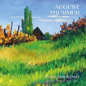 Ausstellung August Trummer