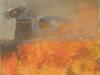 Stillleben 2001-Mischtechnik auf Leinwand-30x30cm