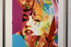 Marylin - Unikat - Study for Painting - 76 cm x 55,5 cm