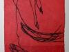 Öl/Monotypie auf Papier, 2005, 30x21,5cm