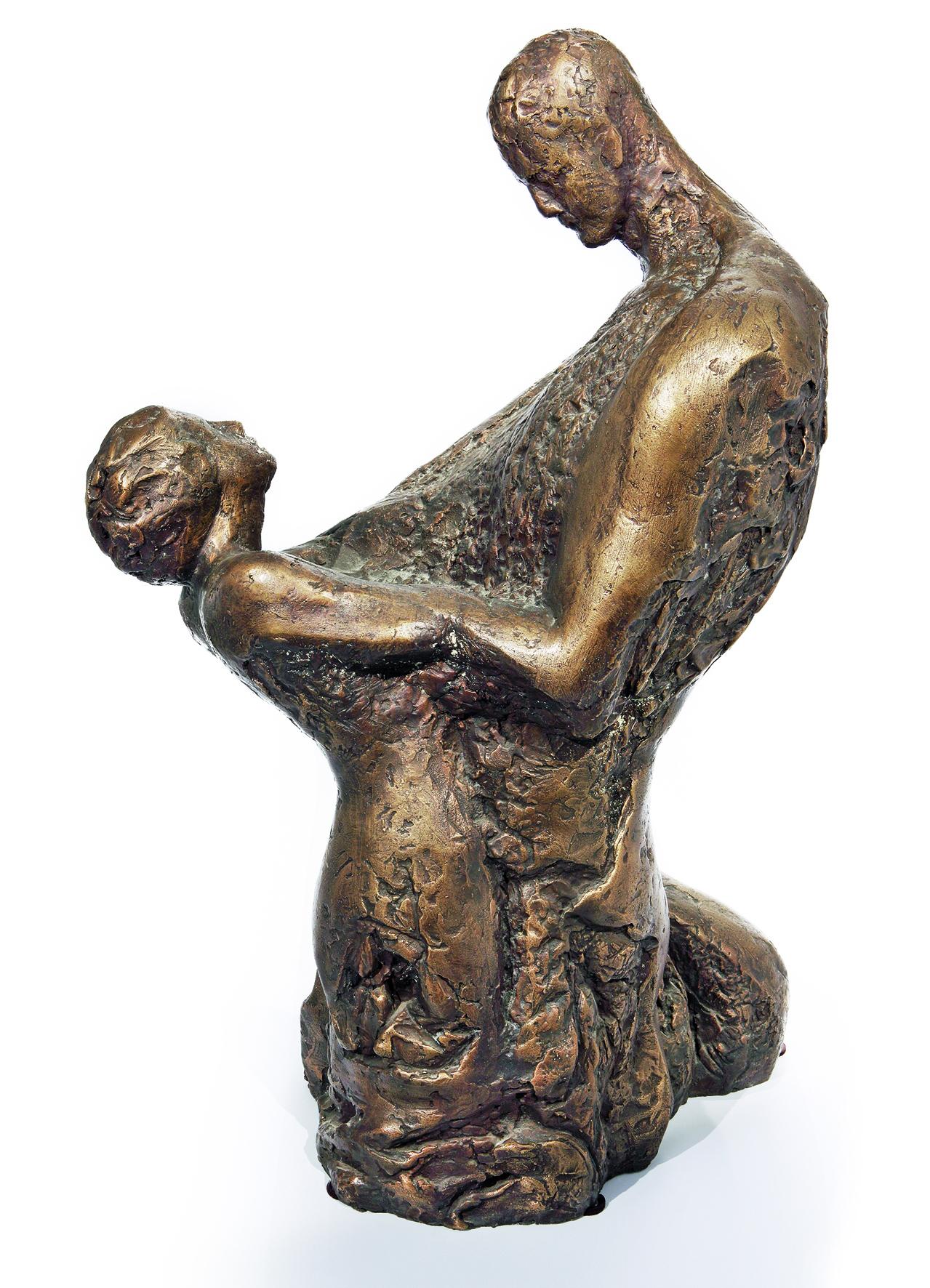 Lin Wen Teh 02     o. T.     bronze, 68cm Höhere Auflösung auf Anfrage. 0676 70 771 70. graphics@sackl-kahr.com