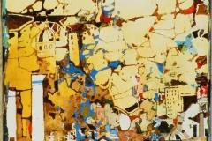 Ralf Ortner-Forum Romanum-Acryl/Lw-50x20cm