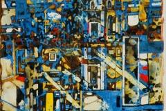 Ralf Ortner-Rom-Acryl/Lw-50x20cm