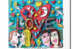 LOVE IS IN THE AIR / 3D / 298/350