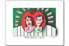 BIG APPLE LOVE / 3D / 25/350