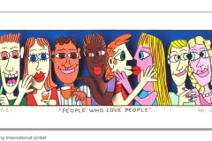 PEOPLE WHO LOVE PEOPLE / 3D / 45/350